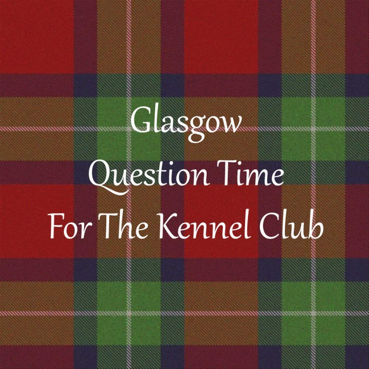 Glasgow: Question Time For The KC