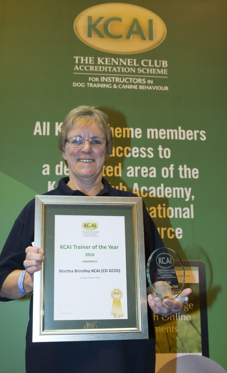Kennel Club Search For Trainer Of The Year