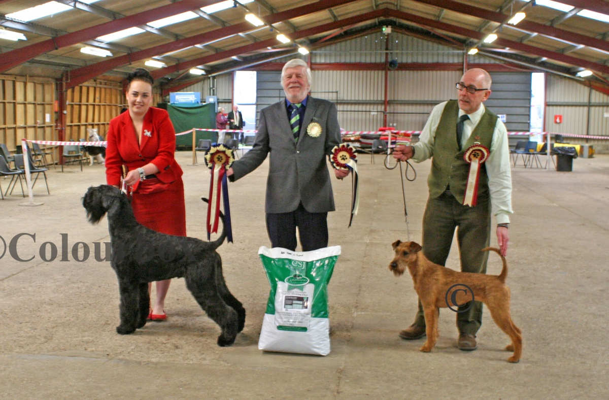 Matlock & District Canine Society 18th February 2018